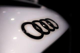 фото логотипа ауди
